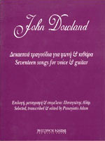 Adam Dowland Songs